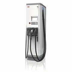 ABB 50kW DC charging station