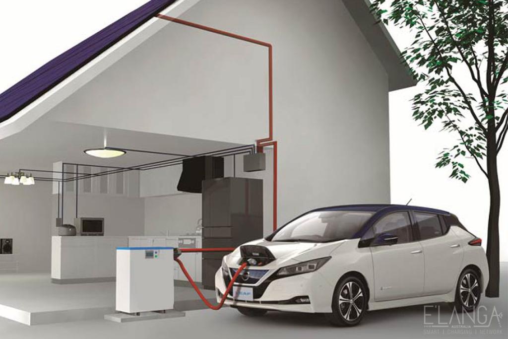 Bidirectional-battery-charger